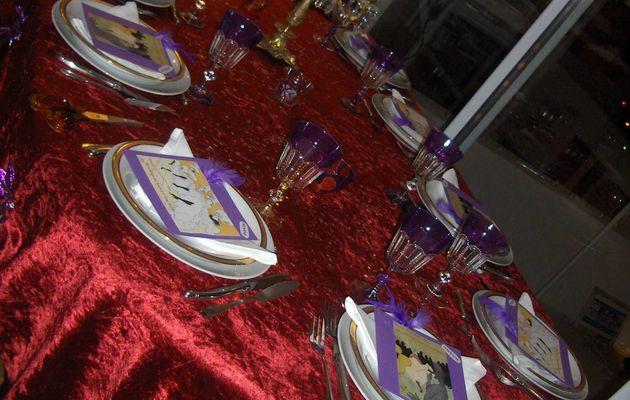 Mes tables de Noël #2