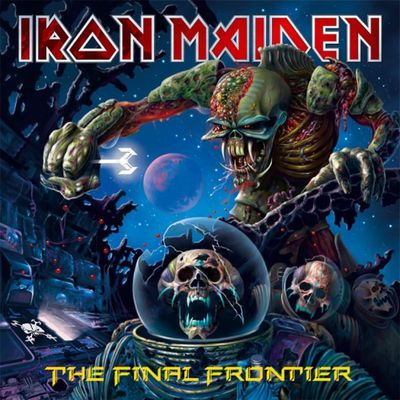 The Final Frontier, el último trabajo de Iron Maiden