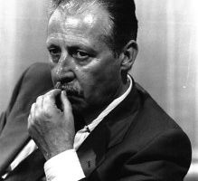 Hommage à l'incorruptible juge Paolo BORSELLINO