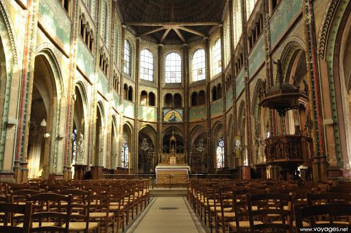Eglise Saint-Aignan, Chartres