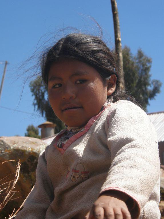 Album - Pérou-Puno et le lac Titicaca