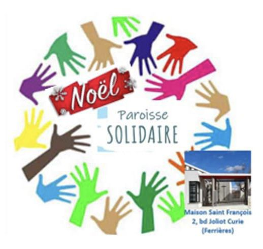 PAROISSE SOLIDAIRE : UN GRAND MERCI