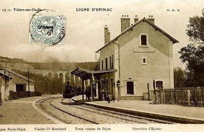 Gare de Velars-la-Cude (21)