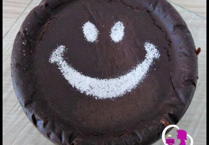 Gâteau coulant au chocolat au Cookéo