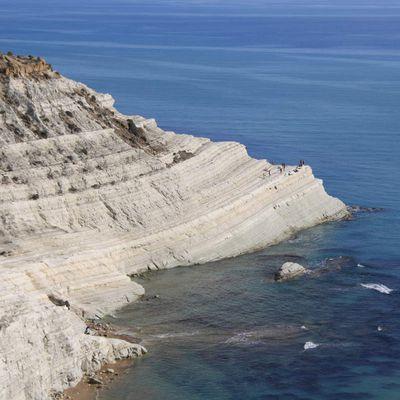 Road trip en Sicile : Agrigente et La scala dei Turchi