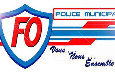 Communiqué de presse FO police municipale