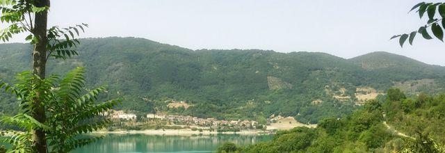 Le lac de Turano