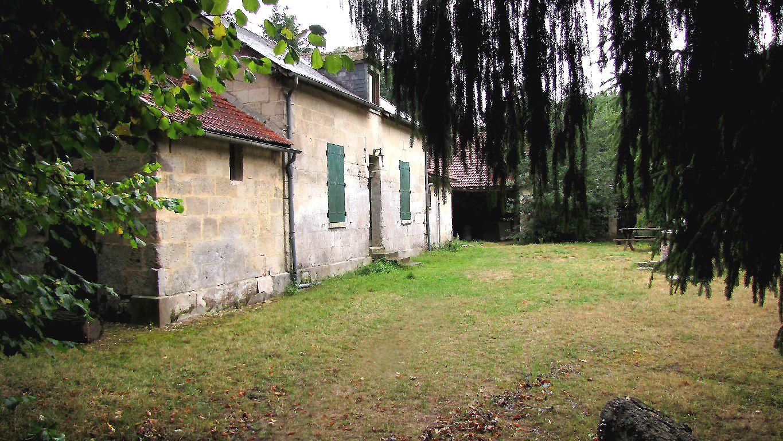la Maison Forestière du Fournet