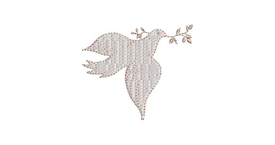 BRODERIE COLOMBE