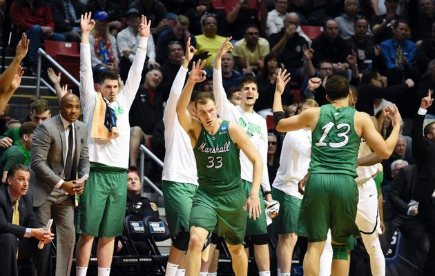 March Madness : Marshall crée la sensation en battant les Shockers de Wichita State