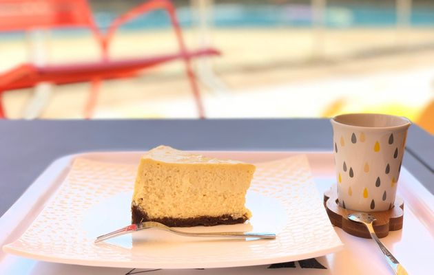 THE Cheesecake comme à New-York!
