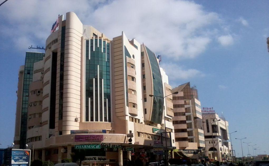 La ville de Sfax;centre économique et industriel de la Tunisie