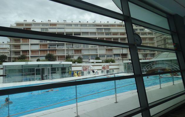 La piscine du remblai aux Sables d'Olonne