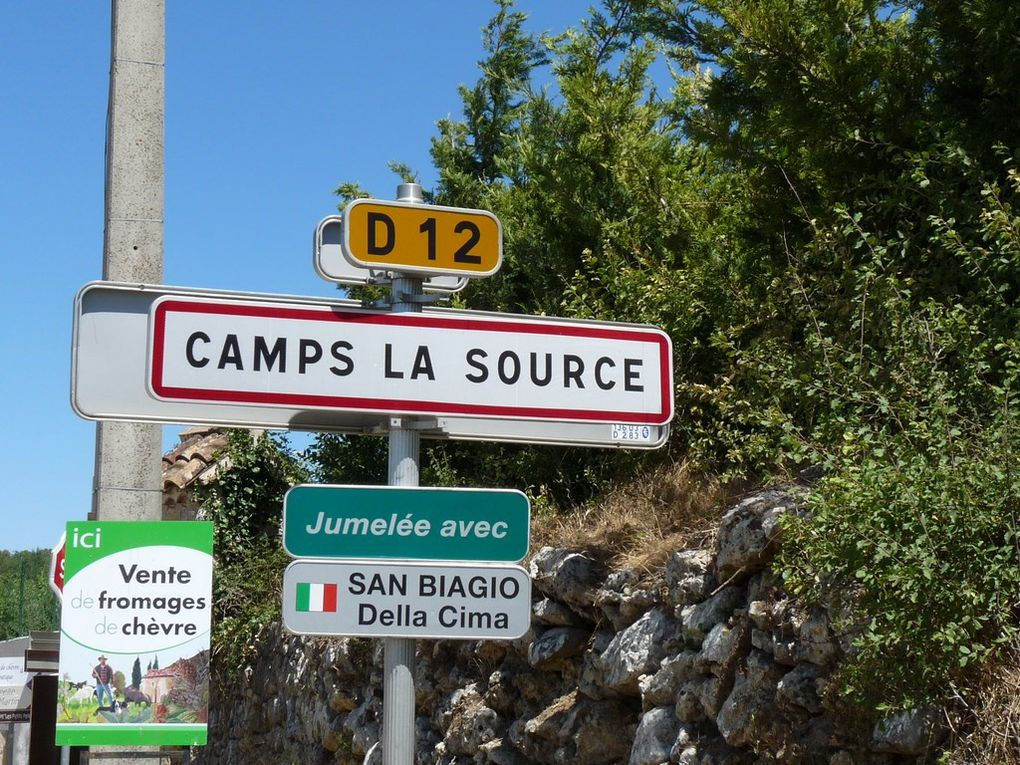 CAMPS LA SOURCE