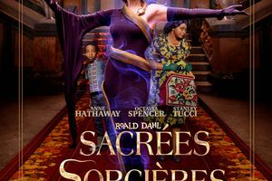 SACREES SORCIERES (Roald Dahl's The Witches)