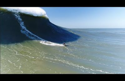 Surf + drone