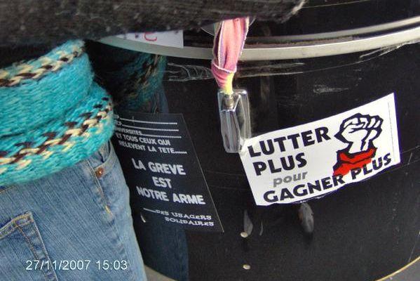 2008 sera l'année de la grève générale en France