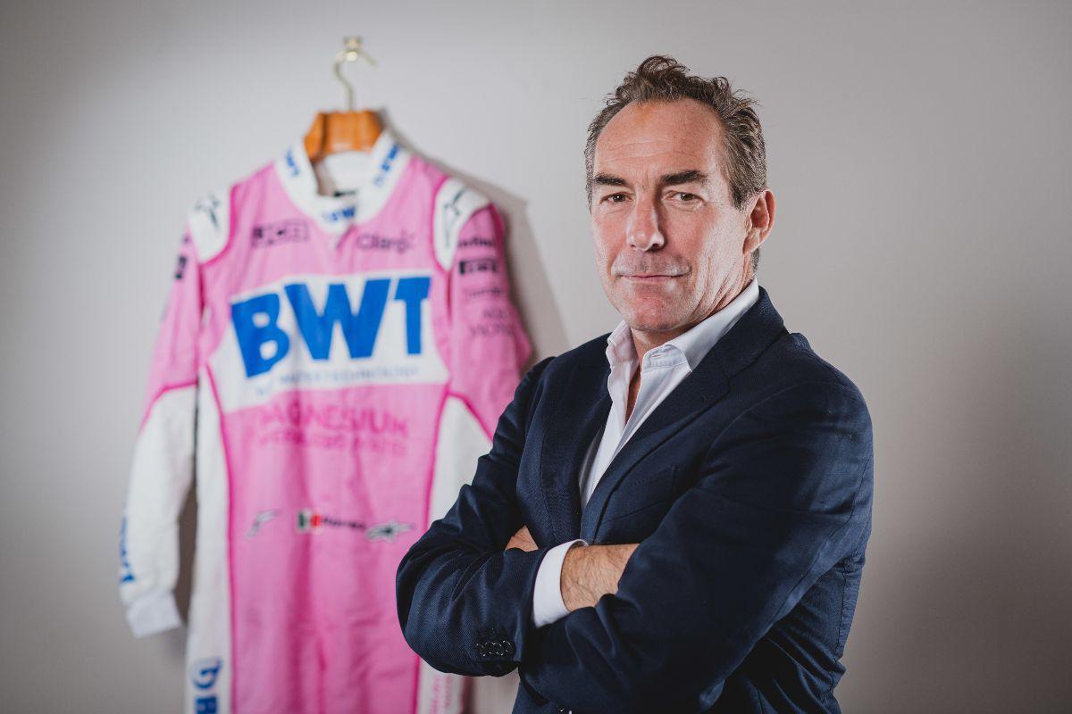 Jefferson Slack devient directeur commercial de Racing Point