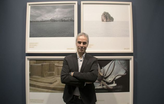 """Azimut Yachts and Francesco Jodice unveil the first works for the project """"The Voyage"""""""