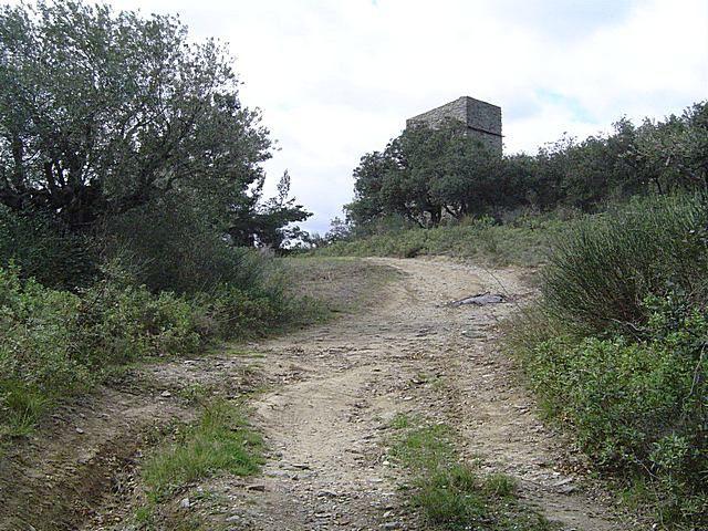 Diaporama tour défensive et bourg fortifié de Cesseras