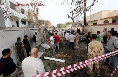 El viceprimer ministro somalí herido en el ataque a un hotel.