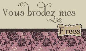 Vous brodez mes frees : un été à broder...