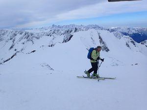 Ski de randonnée - Sustenhorn 3502 m - Gwächtenhorn 3404 m