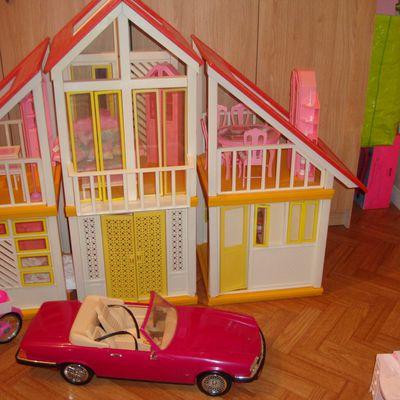 ma Dreamhouse et ses meubles
