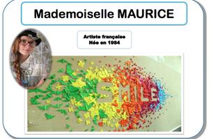 Fiches Ugo Rondinone et Melle Maurice chez Kaloo