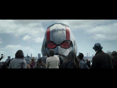 Ant-Man et la Guêpe, premièr ebande-annonce !