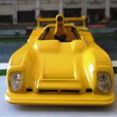 RENAULT ALPINE TURBO A442 SOLIDO 1/43 - car-collector.net