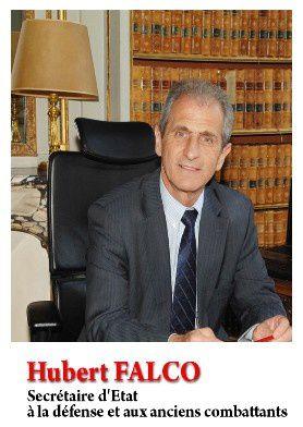 """Hubert Falco: """"commémorer 39-45, c'est surmonter les divisions"""""""