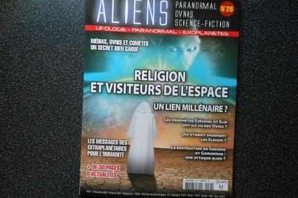La revue : ALIENS