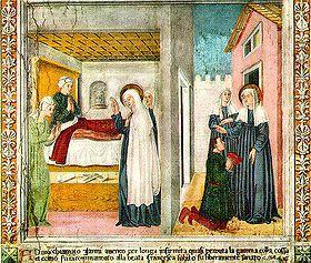 09 mars  - Sainte Françoise Romaine et Saint Vital