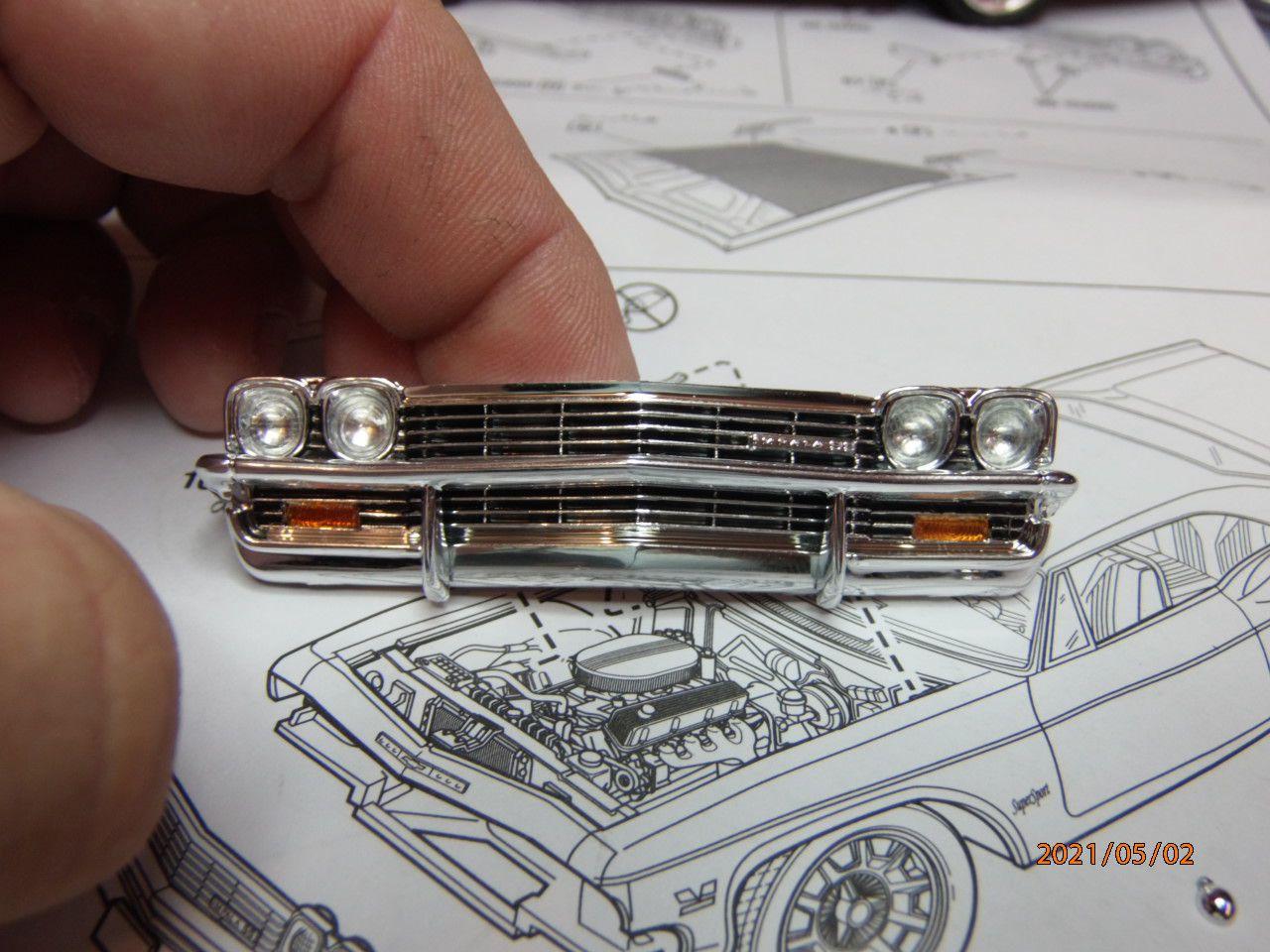 65 Chevrolet Impala foose     3/3