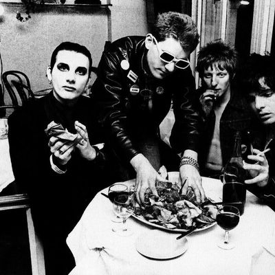 Punk Rock - Damned/Stranglers/Dead Boys / Nous aussi