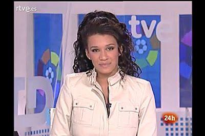 2011 10 18 @06H55 - DESIREE NDJAMBO - TVE 24H - TELEDIRARIO
