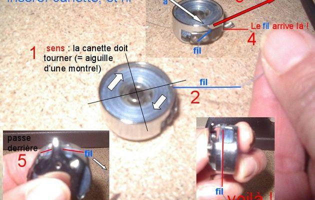 M à C : Comment mettre la canette dans son boitier !