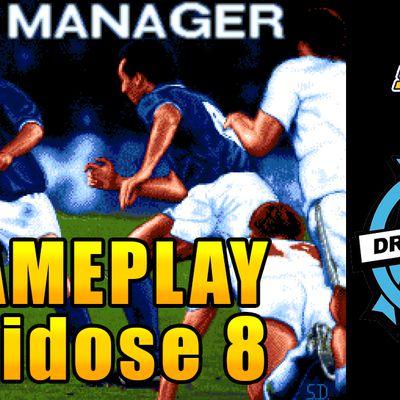 The Manager fr / Amiga / Gameplay / Olympique de Marseille / Episode 8