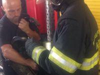 Centre Lakanal - sortie Les Pompiers - 27 juillet