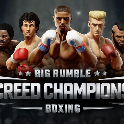 Test – Big Rumble Boxing : Rocky and friends