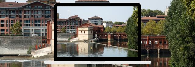 Exposition « Nature en Ville » à l'espace EDF Bazacle Toulouse