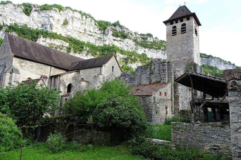 L'ancienne abbaye.