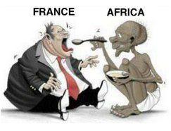 La Francia controlla, deruba e impoverisce 14 Stati africani