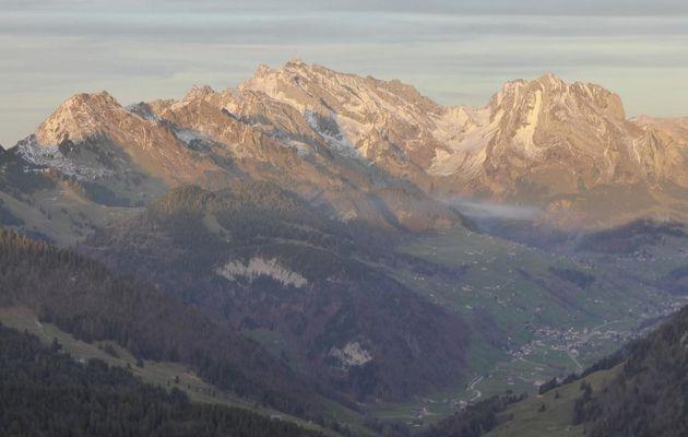 Un week end en Suisse avec les Zamis