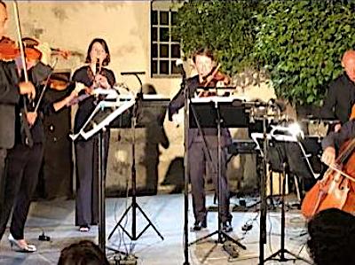 Un reportage sur Sorru in Musica