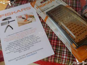 Box gourmande du magazine Cuisine et Vins de France