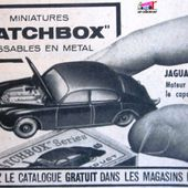 PUBLICITE MATCHBOX - PUB MATCHBOX - car-collector.net