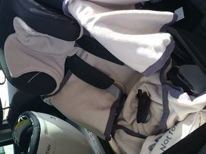 """Couverture """"SitBag"""" pour siège-auto et poussette"""