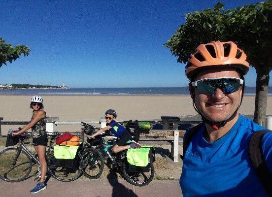 Récit de la Vélodyssée - de Royan à Biarritz